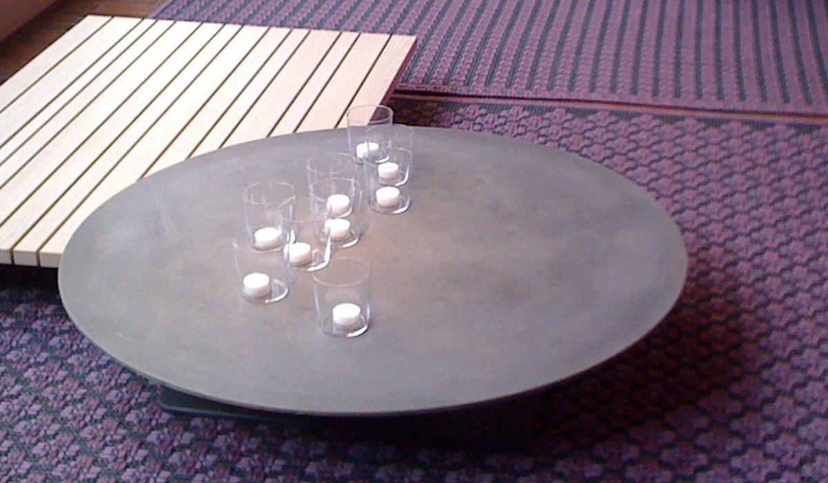 Prod Furn Low Tables