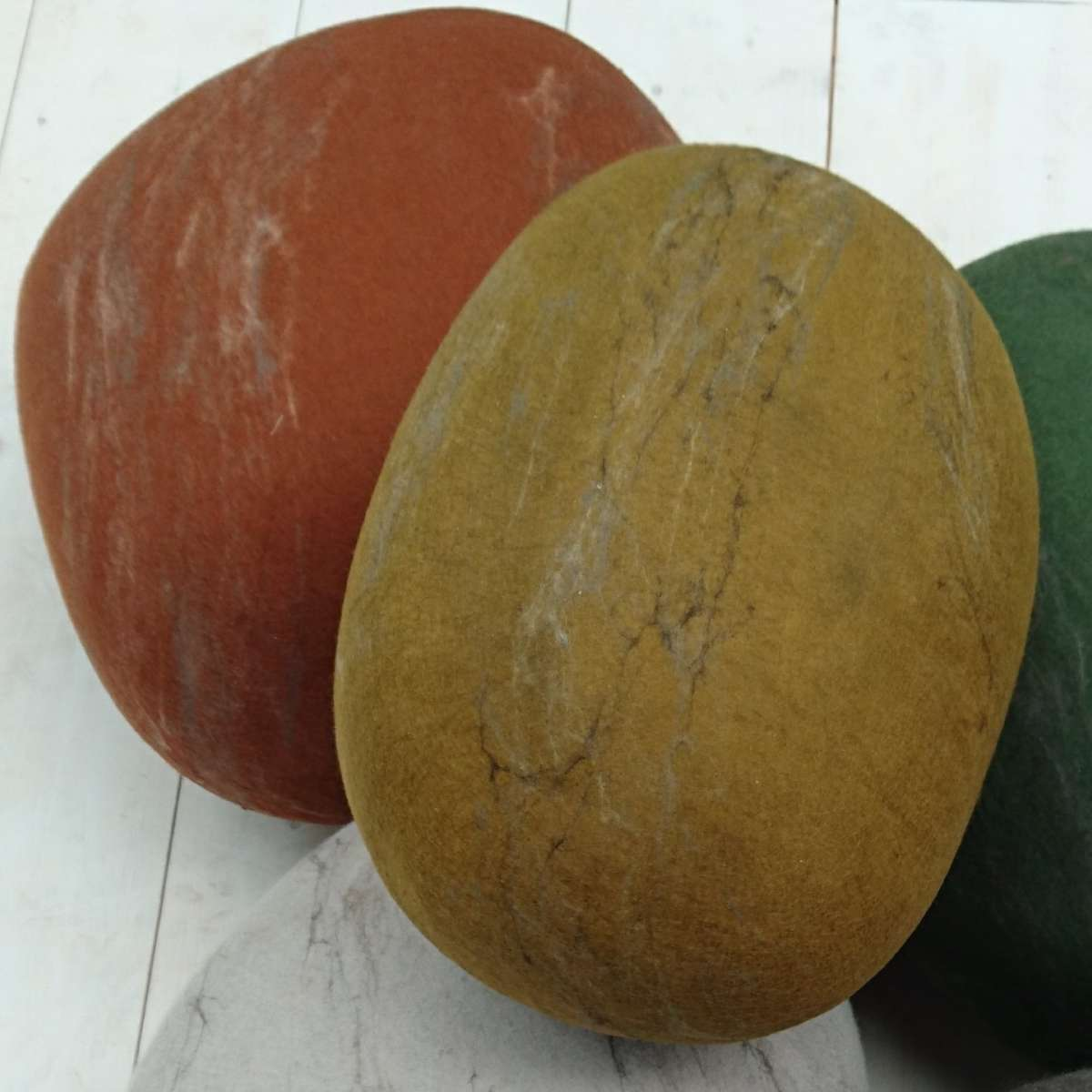 Colored Rocks Mgco