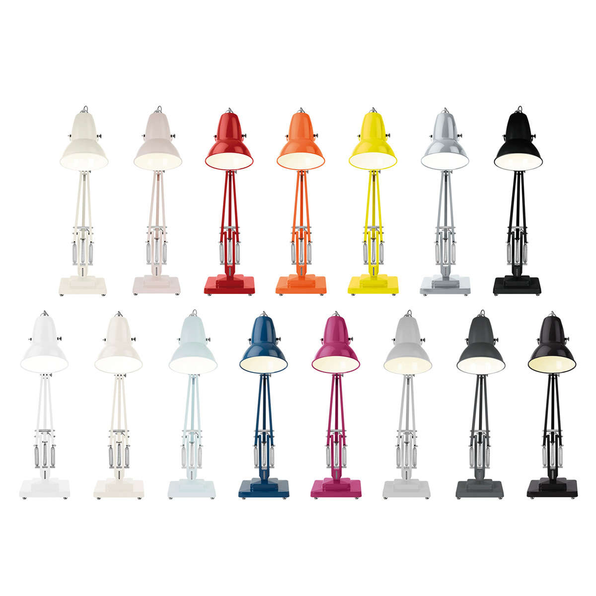 Anglepoise Colours