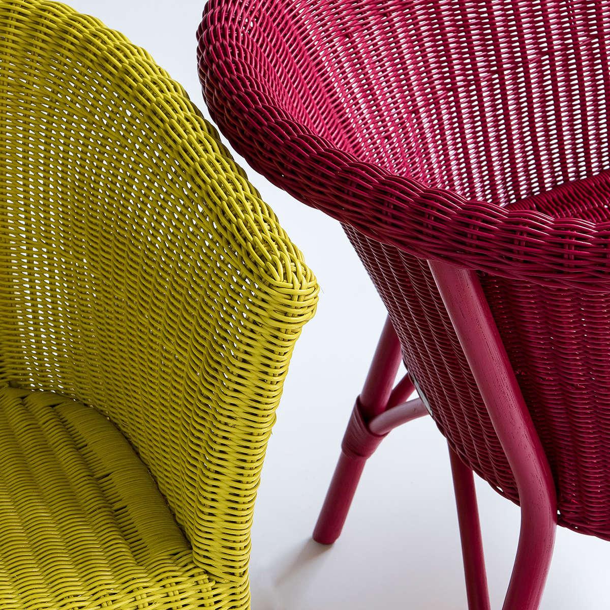 Bonacina Cassis Dining Chair Detail