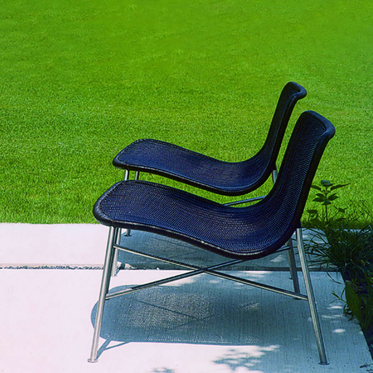 Lime Lounge Chair
