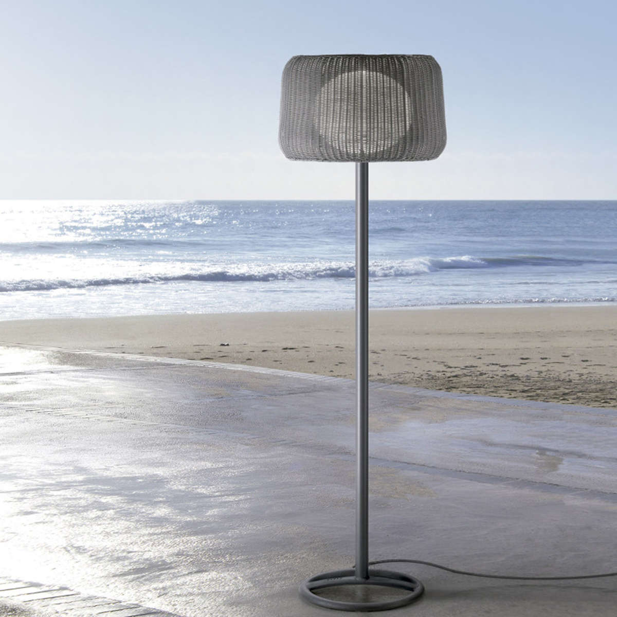 Bover Fora Pie Floor Lamp Ambient