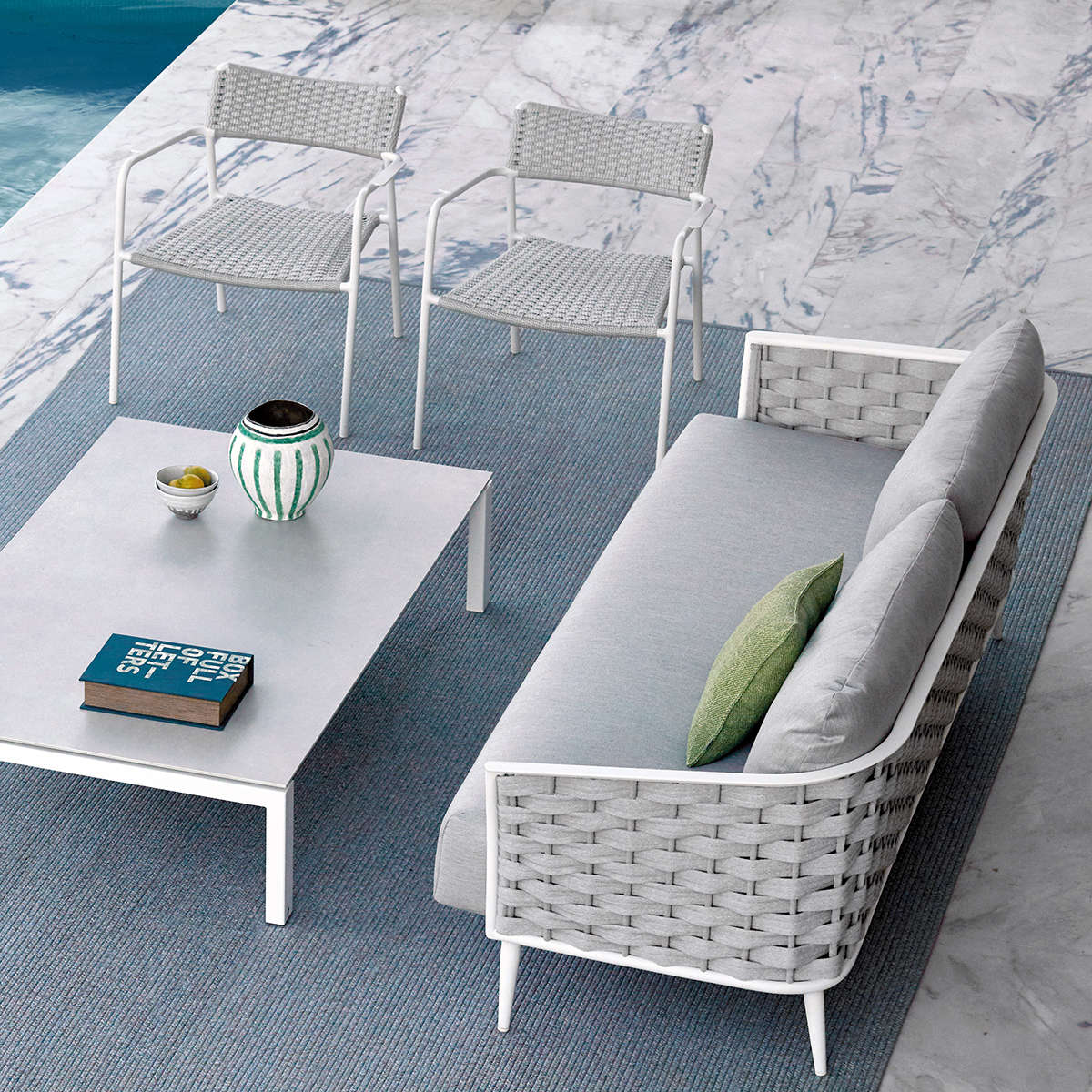 Manutti Cascade Sofa Hr 2