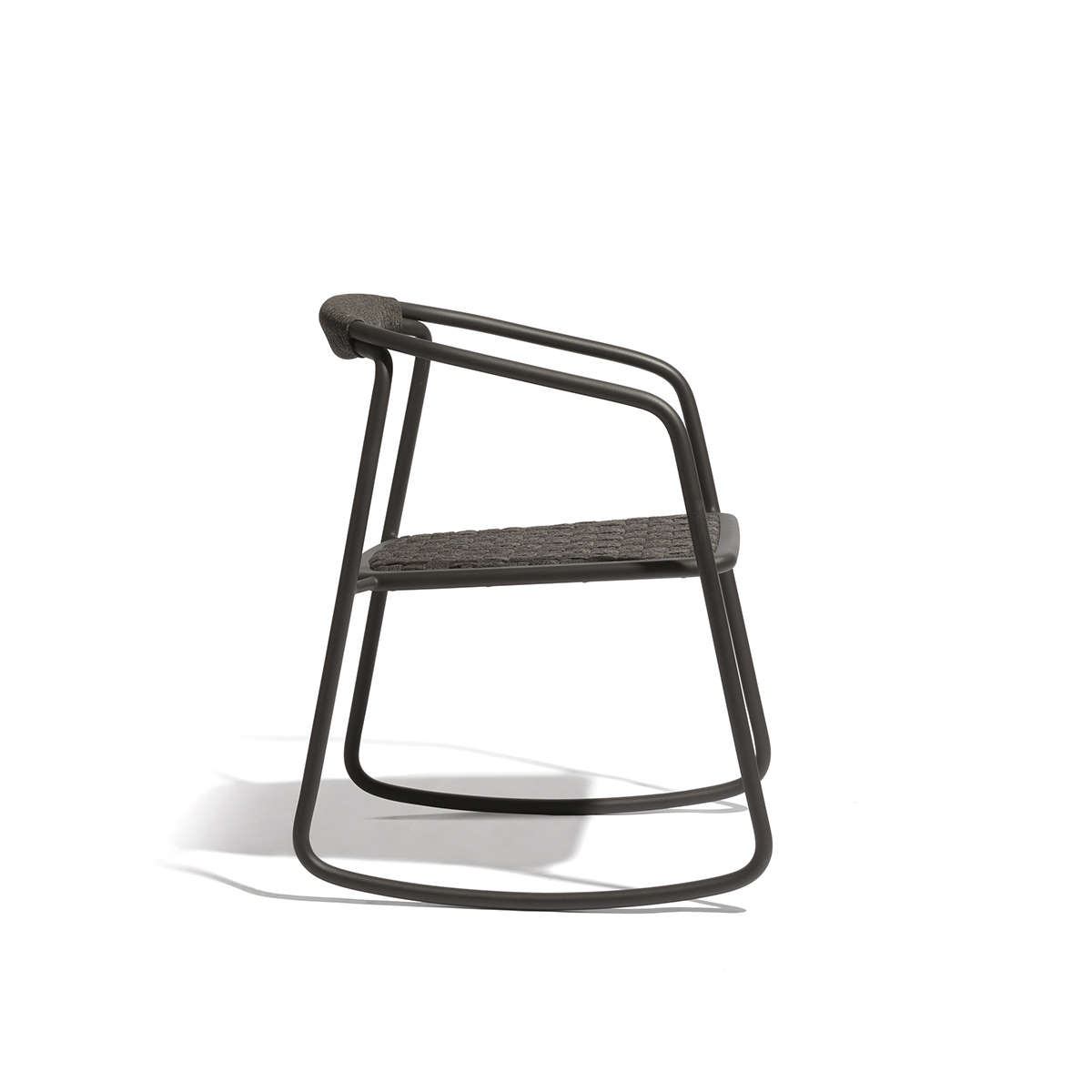 Manutti Duo Rocking Chair Ambi Black 1
