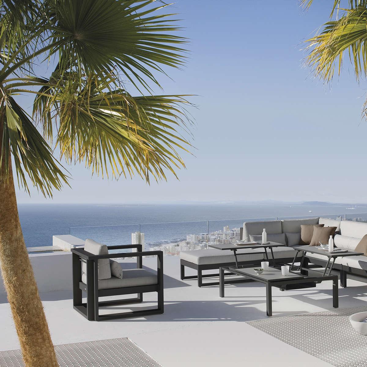 Manutti Fuse Lounge Chair2
