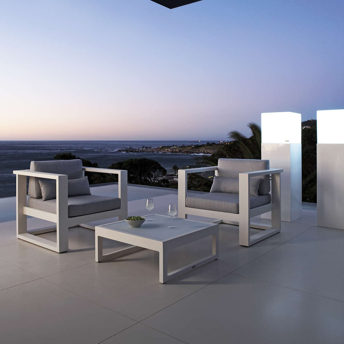 Manutti Fuse Lounge Chair3