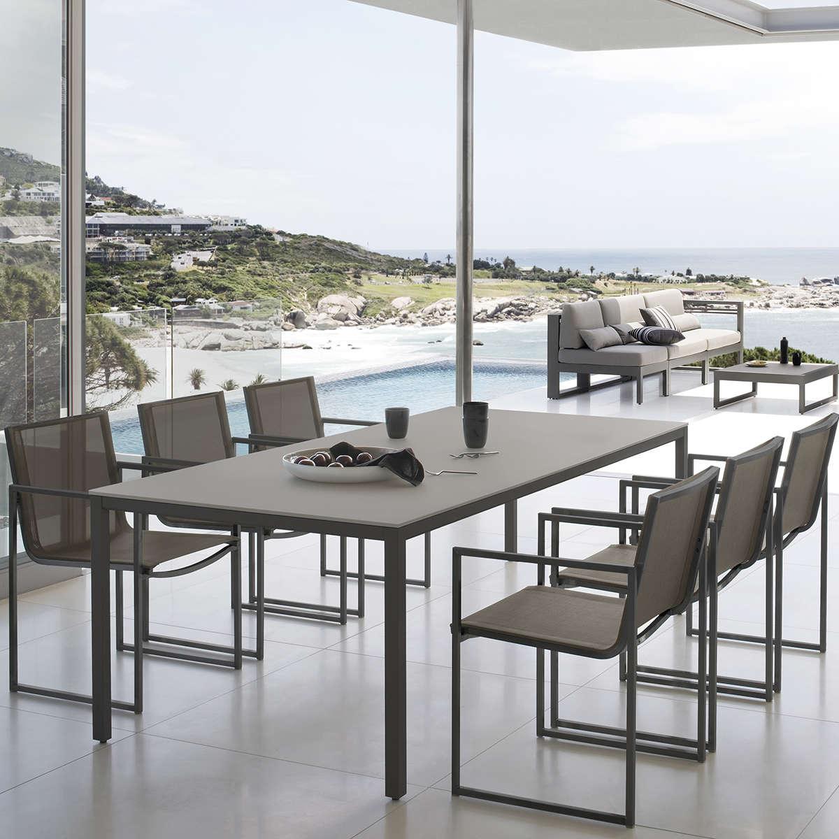 Manutti Latona Dining Chair Hr 4