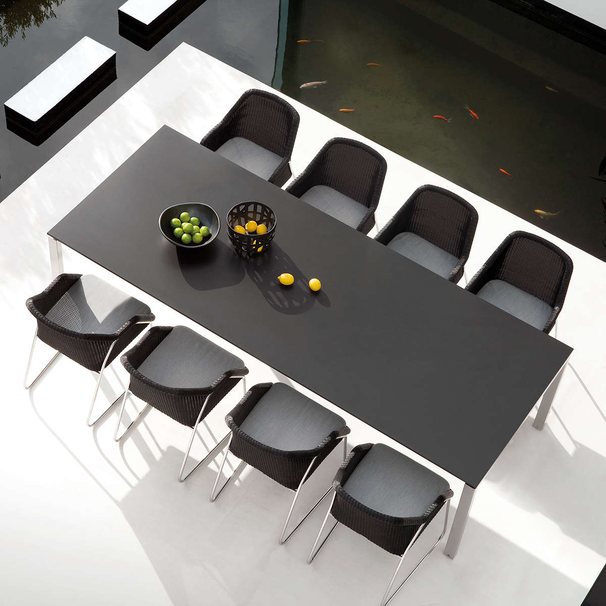 Manutti Mood Dining Chairs Hr 3