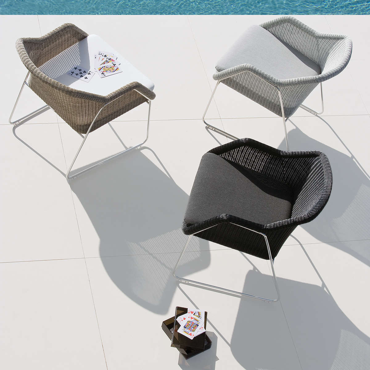 Manutti Mood Lounge Chair 3