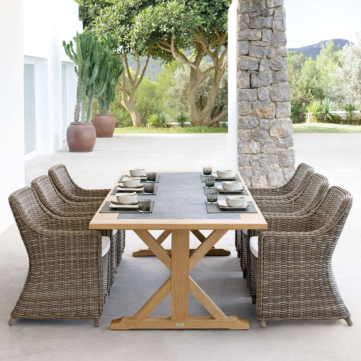 Manutti San Diego Dining Chairs Hr 2