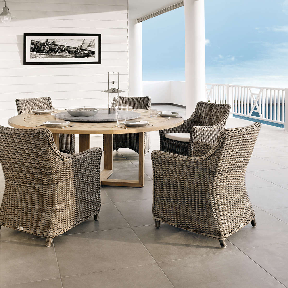 Manutti San Diego Dining Chairs Hr 3
