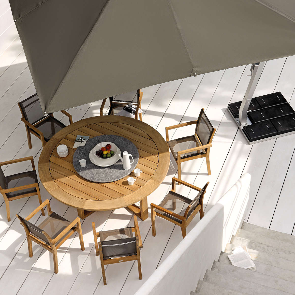 Manutti Siena Dining Chairs Hr 1