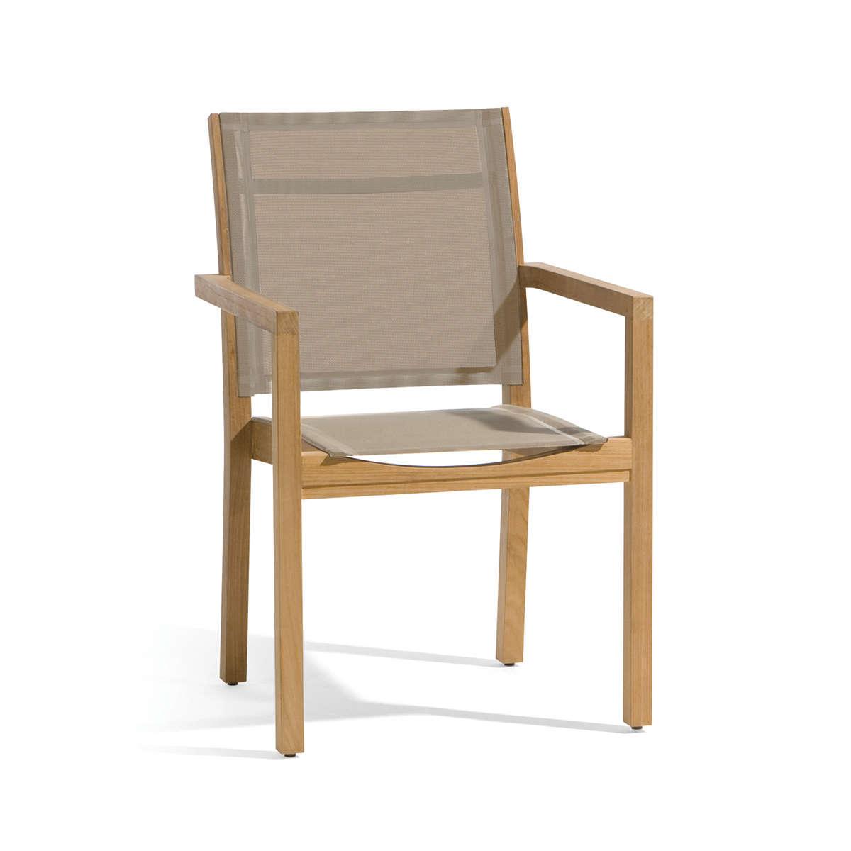 Siena Textiles Teak Dining Chair