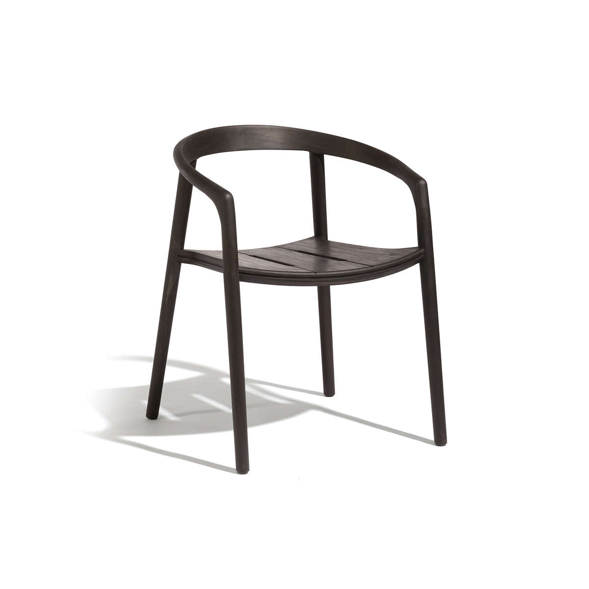 Solid Stacking Chair