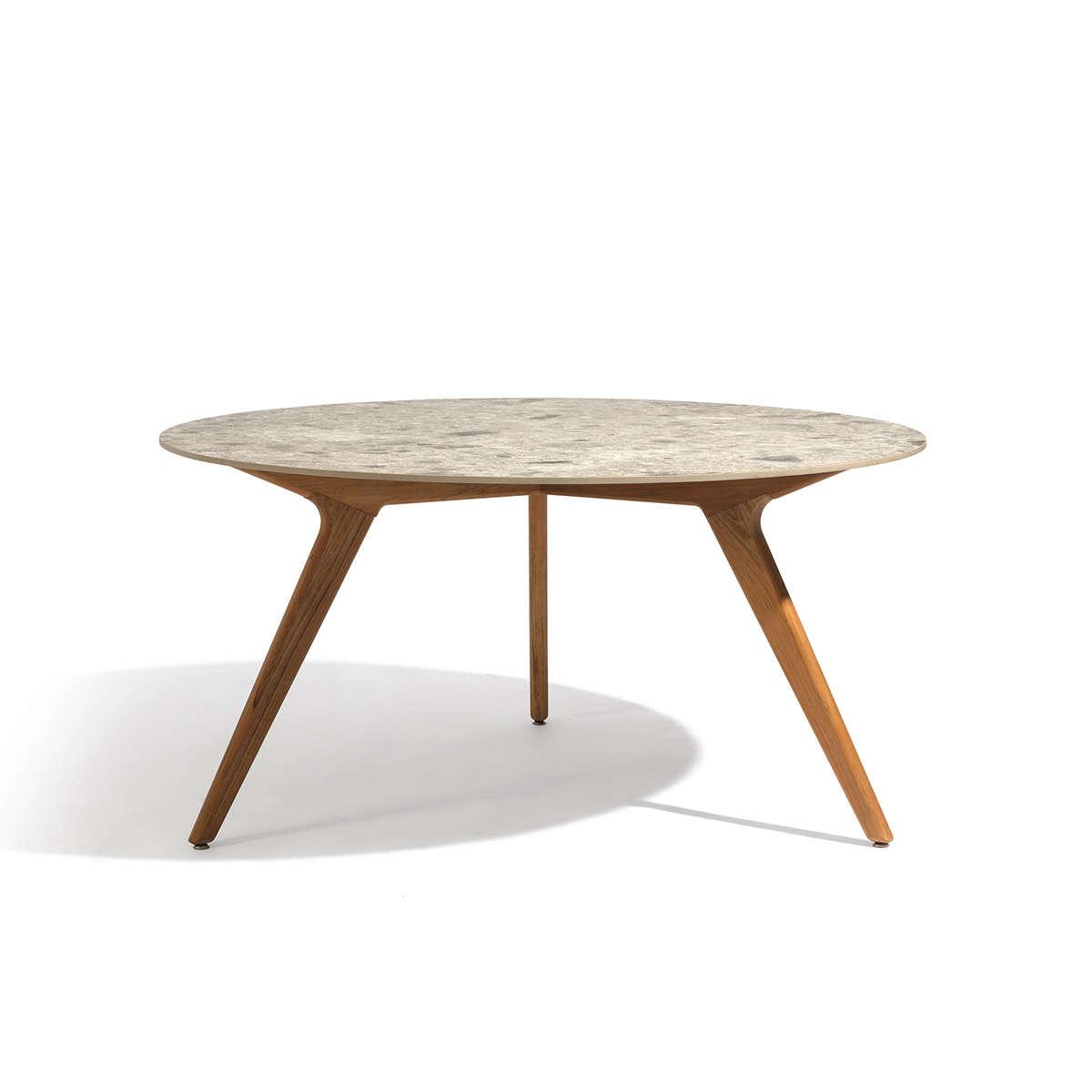 Manutti Torsa Dining Table Cut Out 8