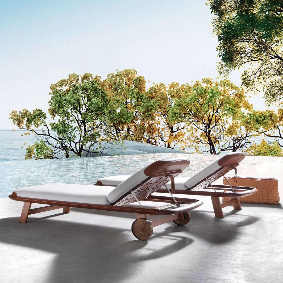 Tellaro Single Sun-lounger