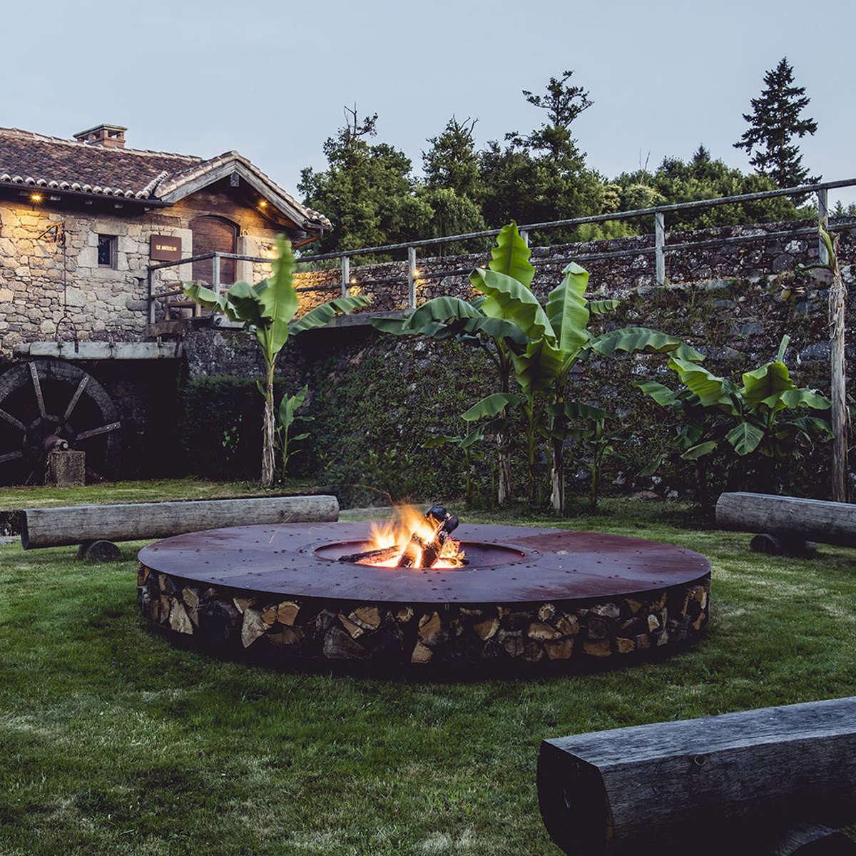 Modern Garden Zero Fire 2