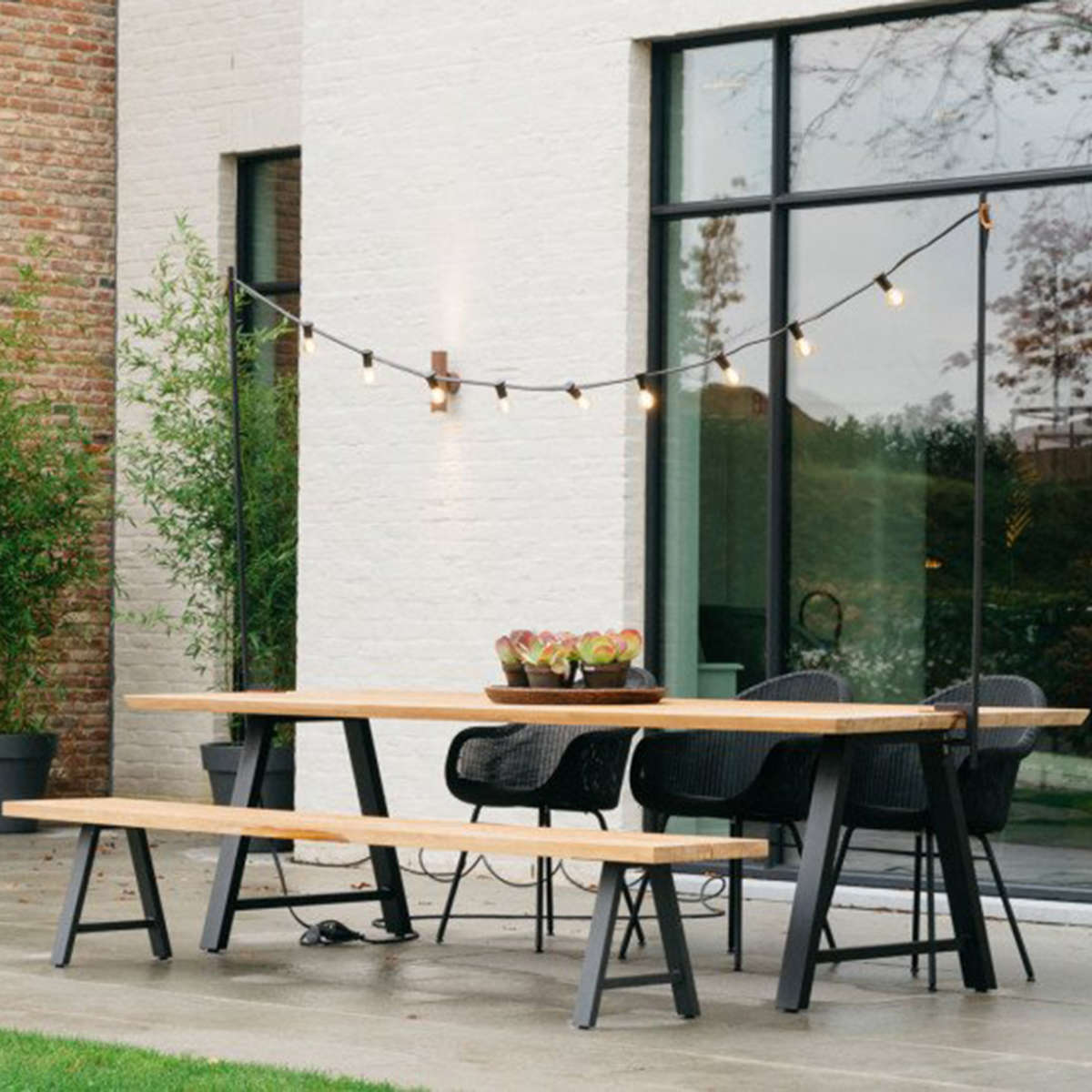 Modern Garden Co Matteo Ambient