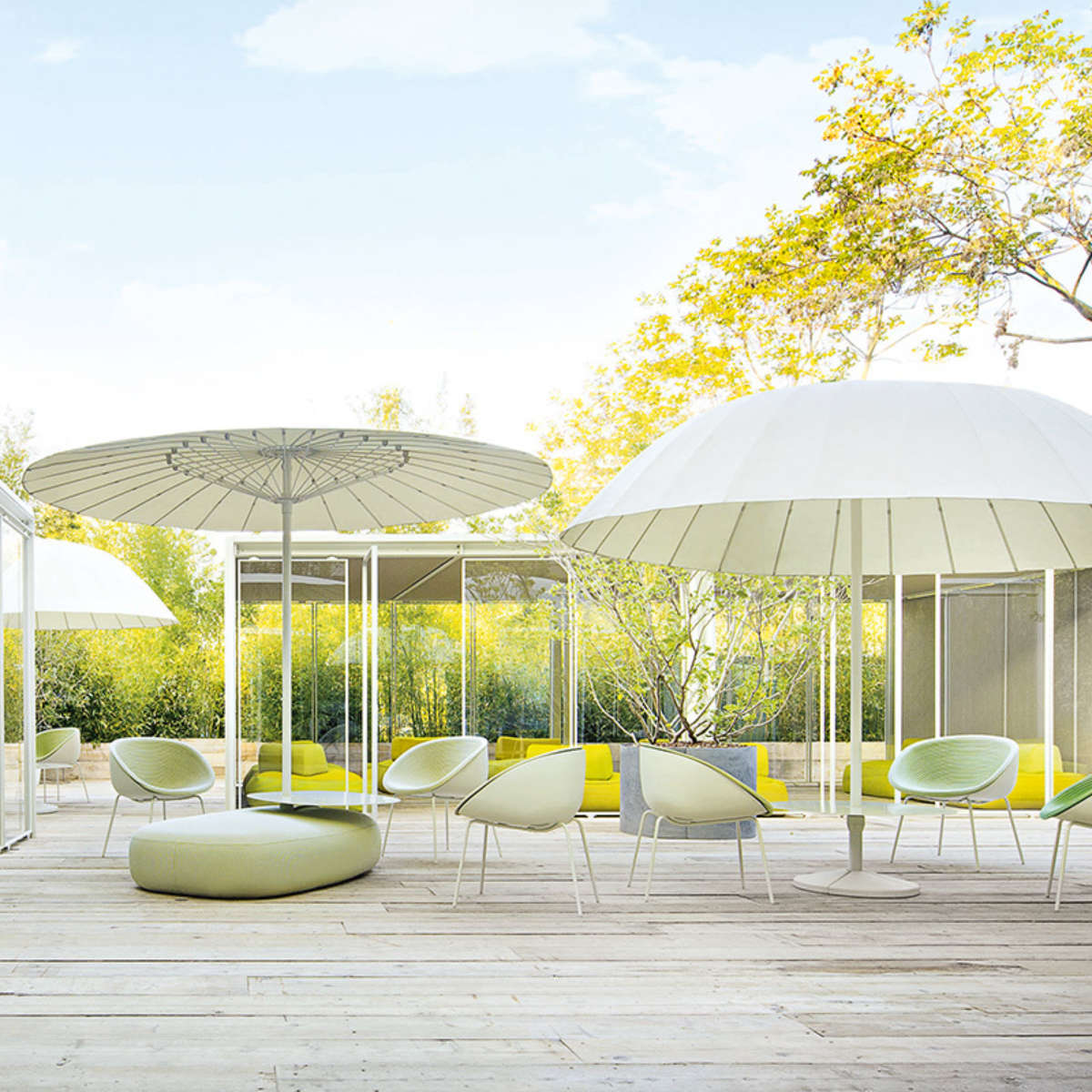 Paola Lenti Amable Chair Ambients Low