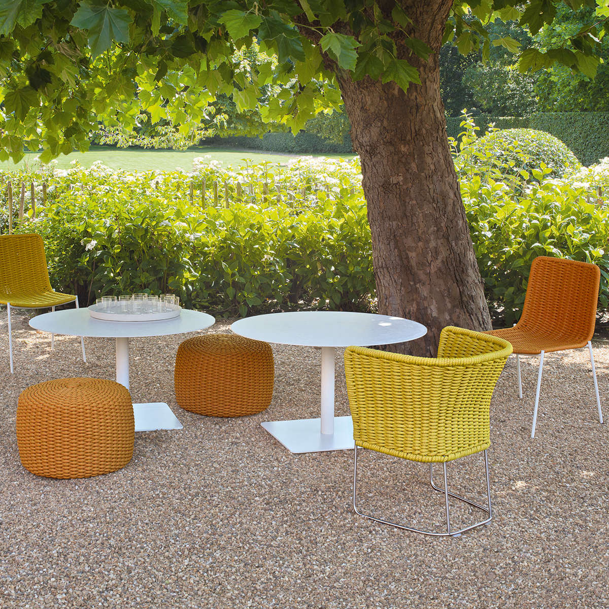Paola Lenti Ami Dining Chair Hr 5