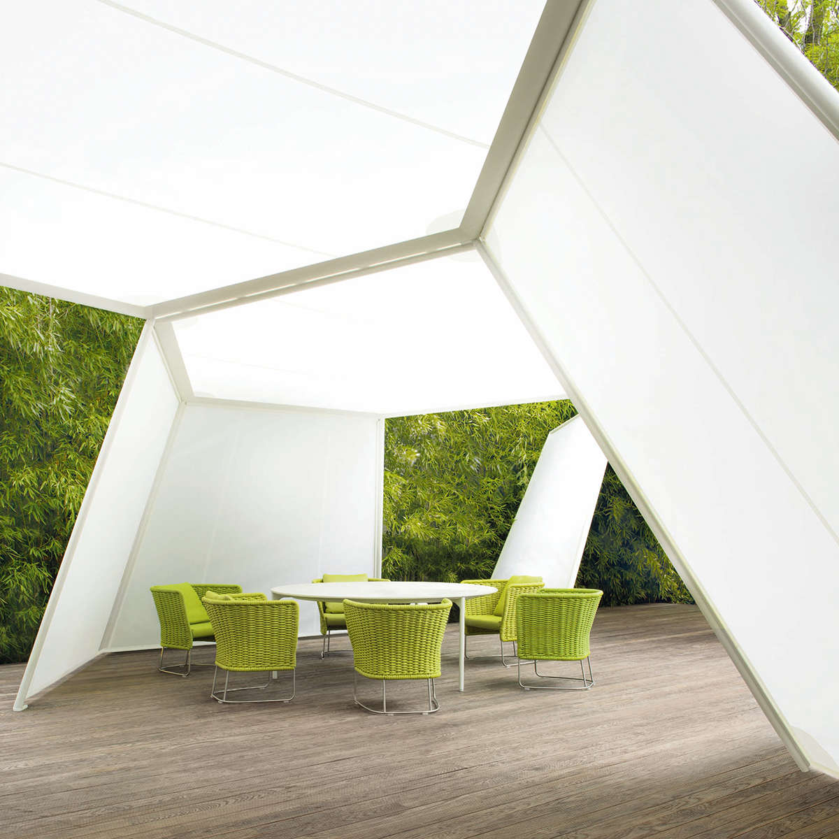 Paola Lenti Ami Dining Chair Hr 6