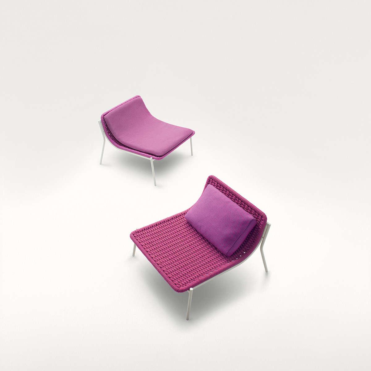 Baia Rope Lounge Chair