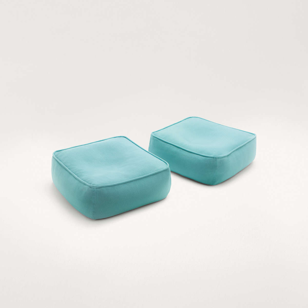 Float Poufs