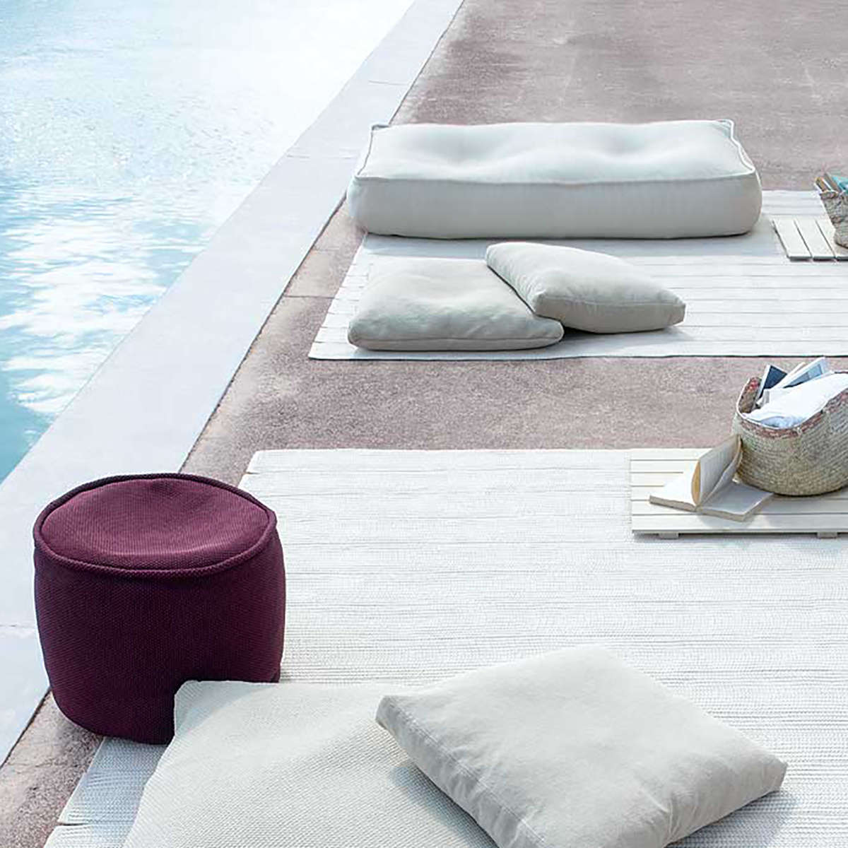 Paola Lenti Float Beds