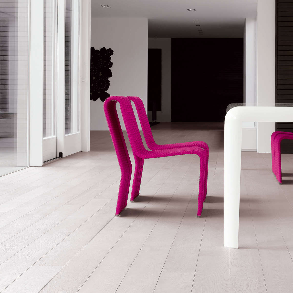 Paola Lenti Frame Dining Chairs Hr 2