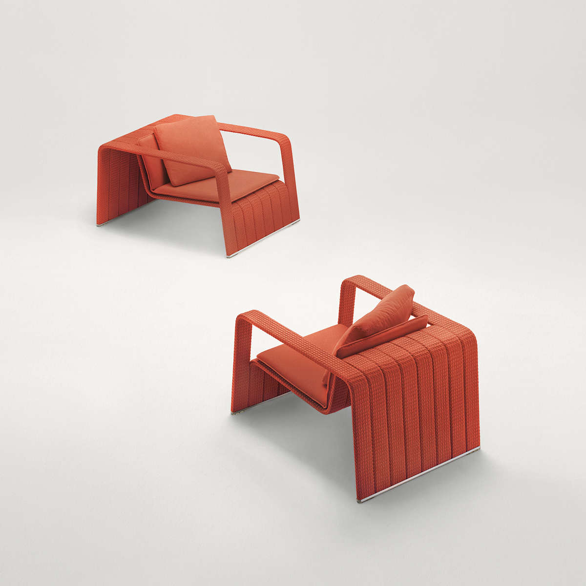 Frame Lounge Armchair
