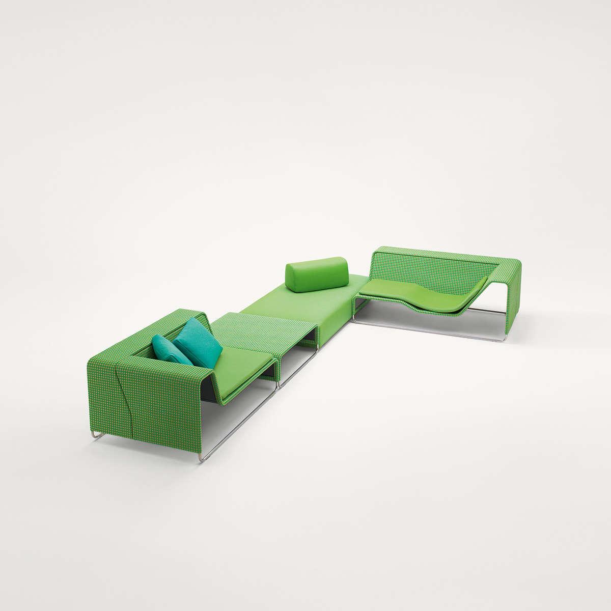 Paola Lenti Island Modular Sofa 1