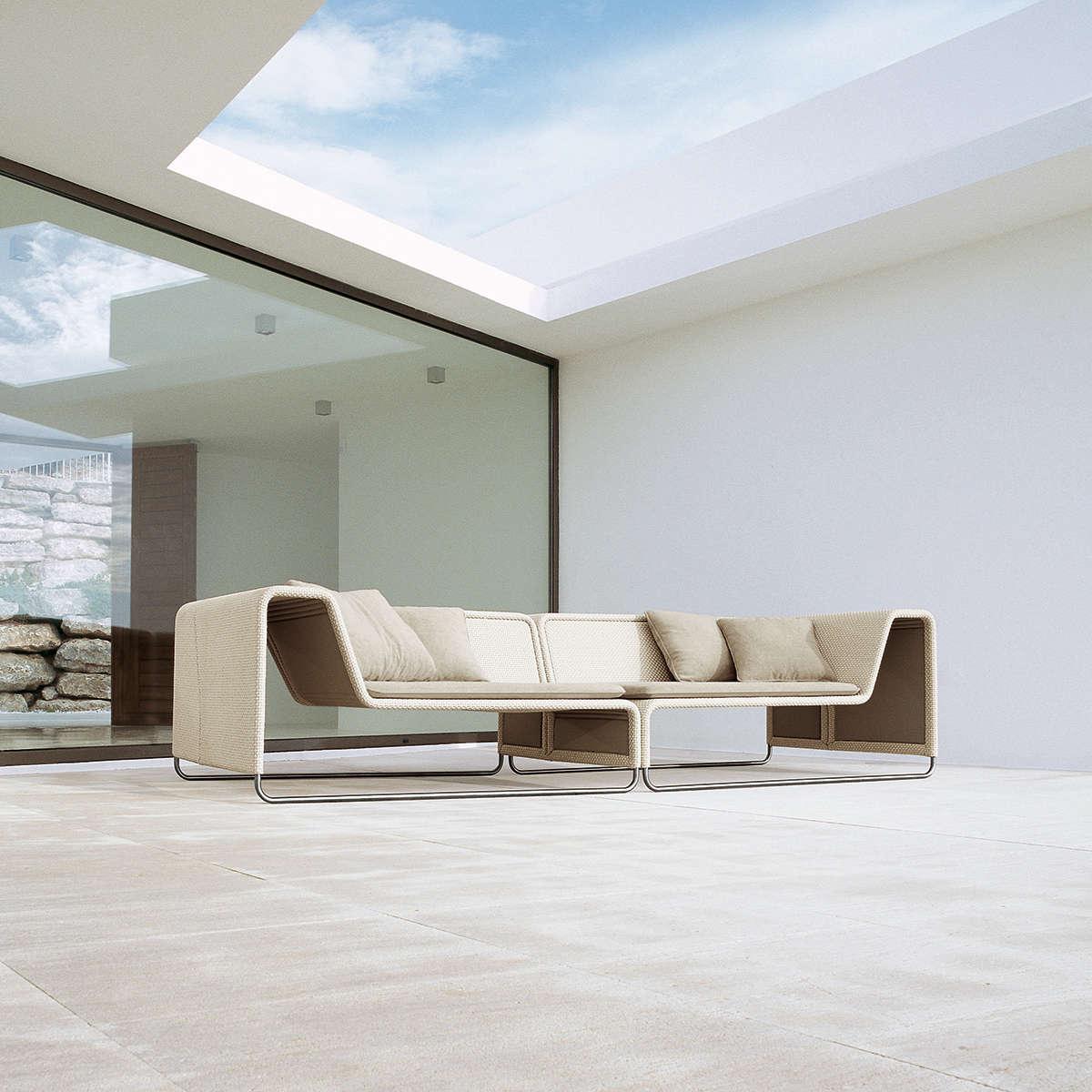 Paola Lenti Island Modular Sofa Hr 3