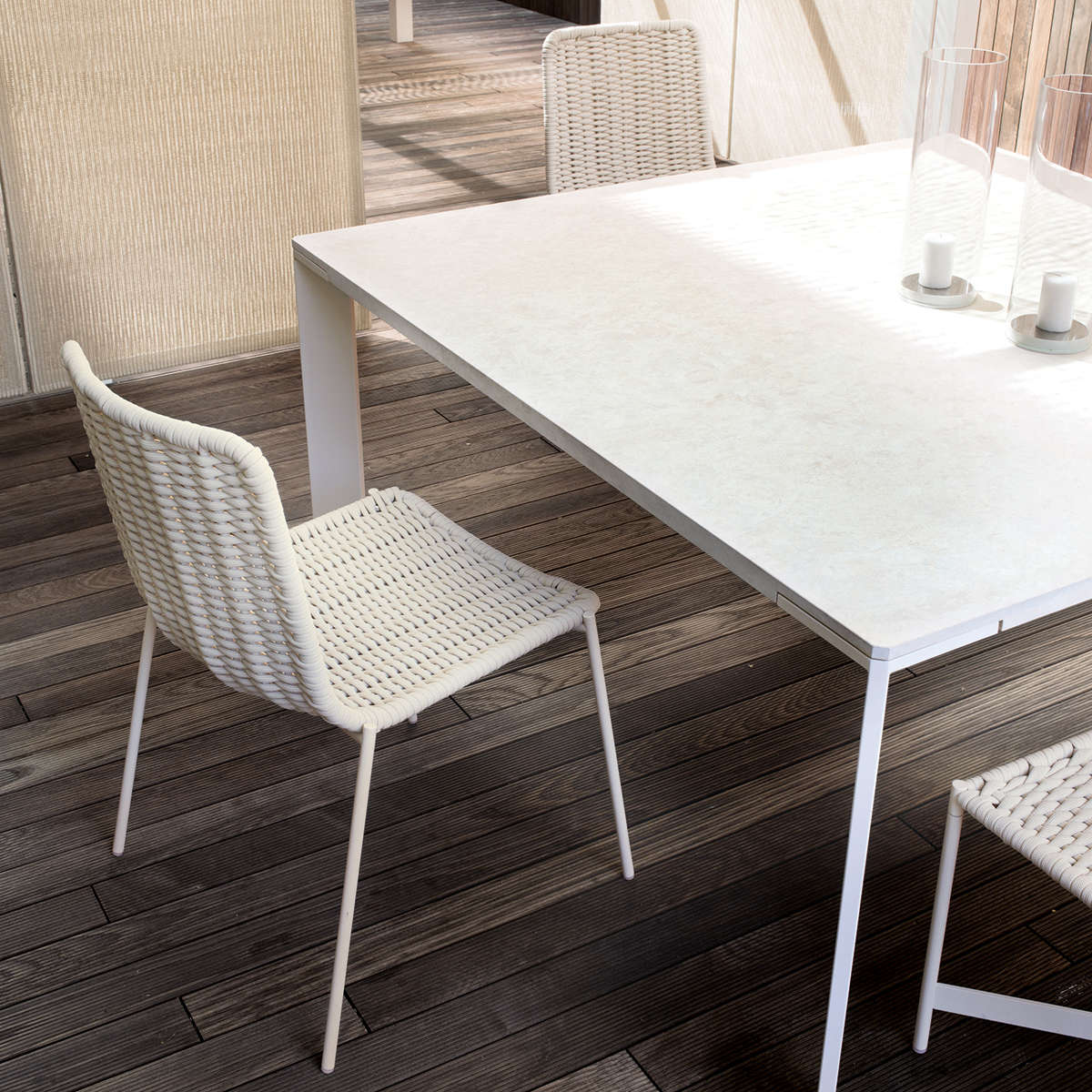 Paola Lenti Kiti Dining Chair Ambient 5