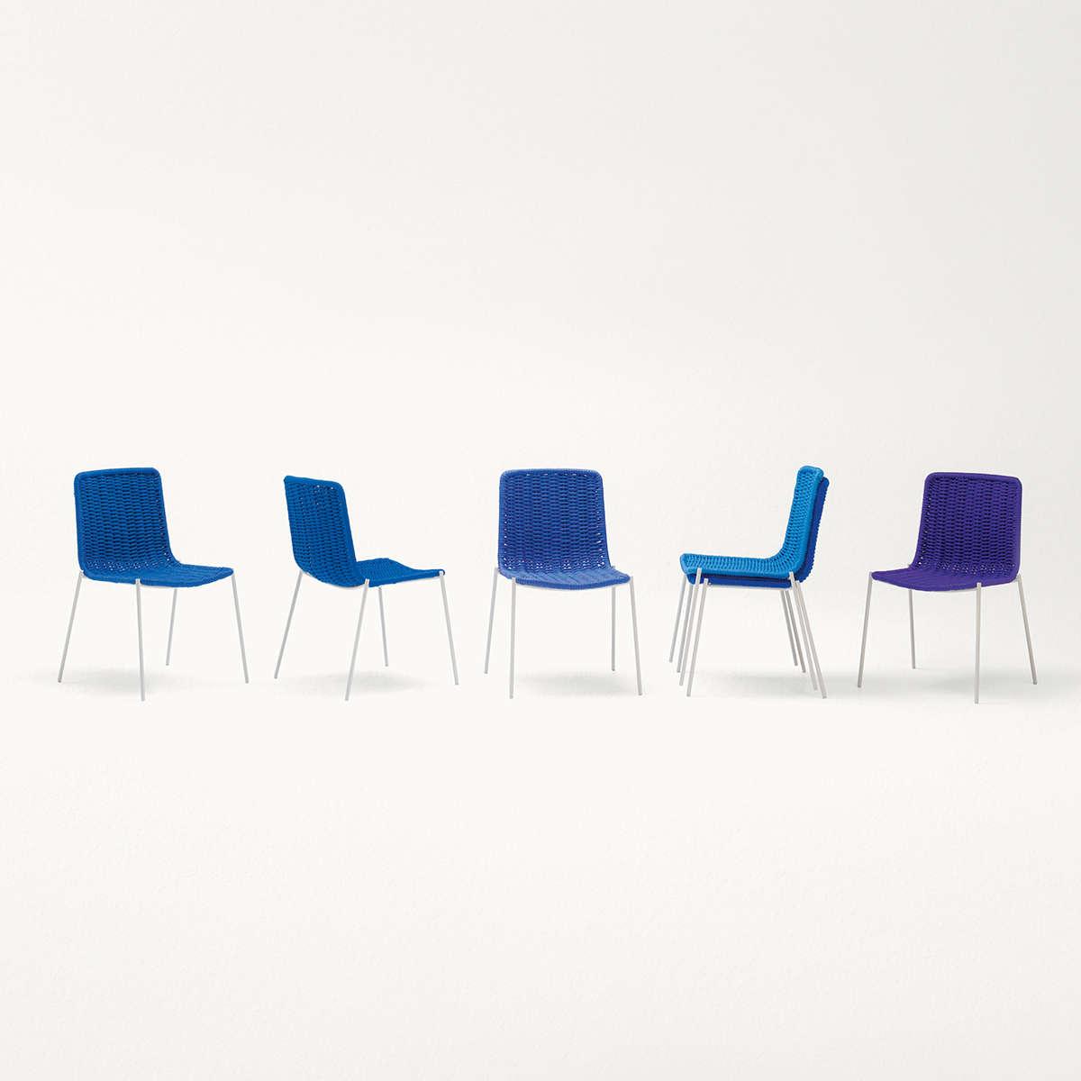 Paola Lenti Kiti Dining Chair Studio 10