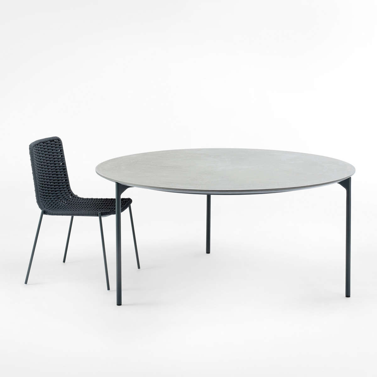 Paola Lenti Kiti Dining Chair Studio 6