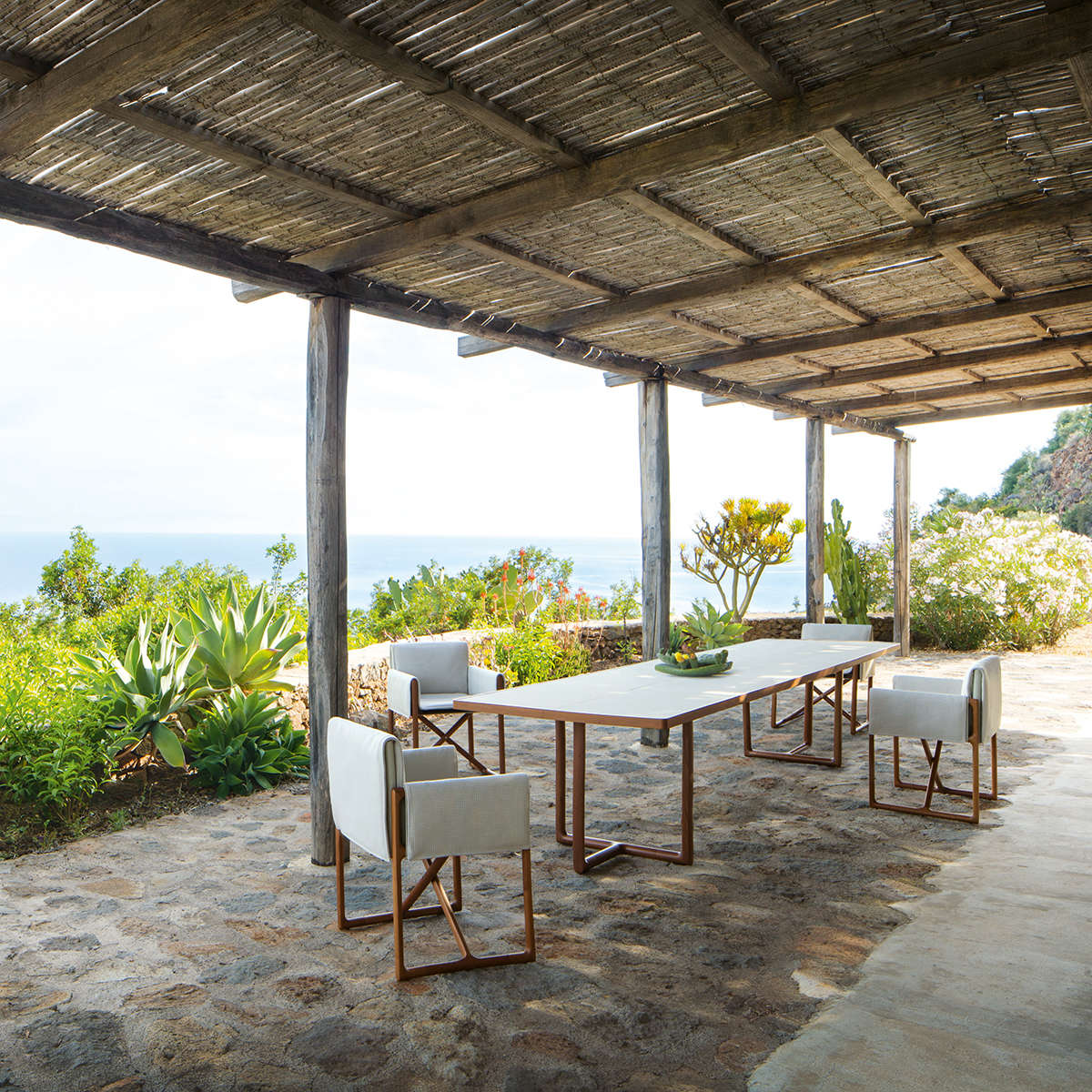 Paola Lenti Portofino Dining Chair Hr 2
