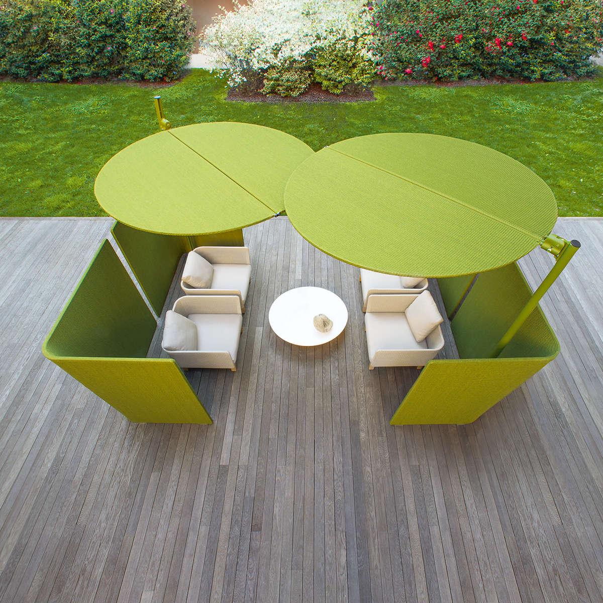 Paola Lenti Sabi Arm Chair Sized Cut Out 1