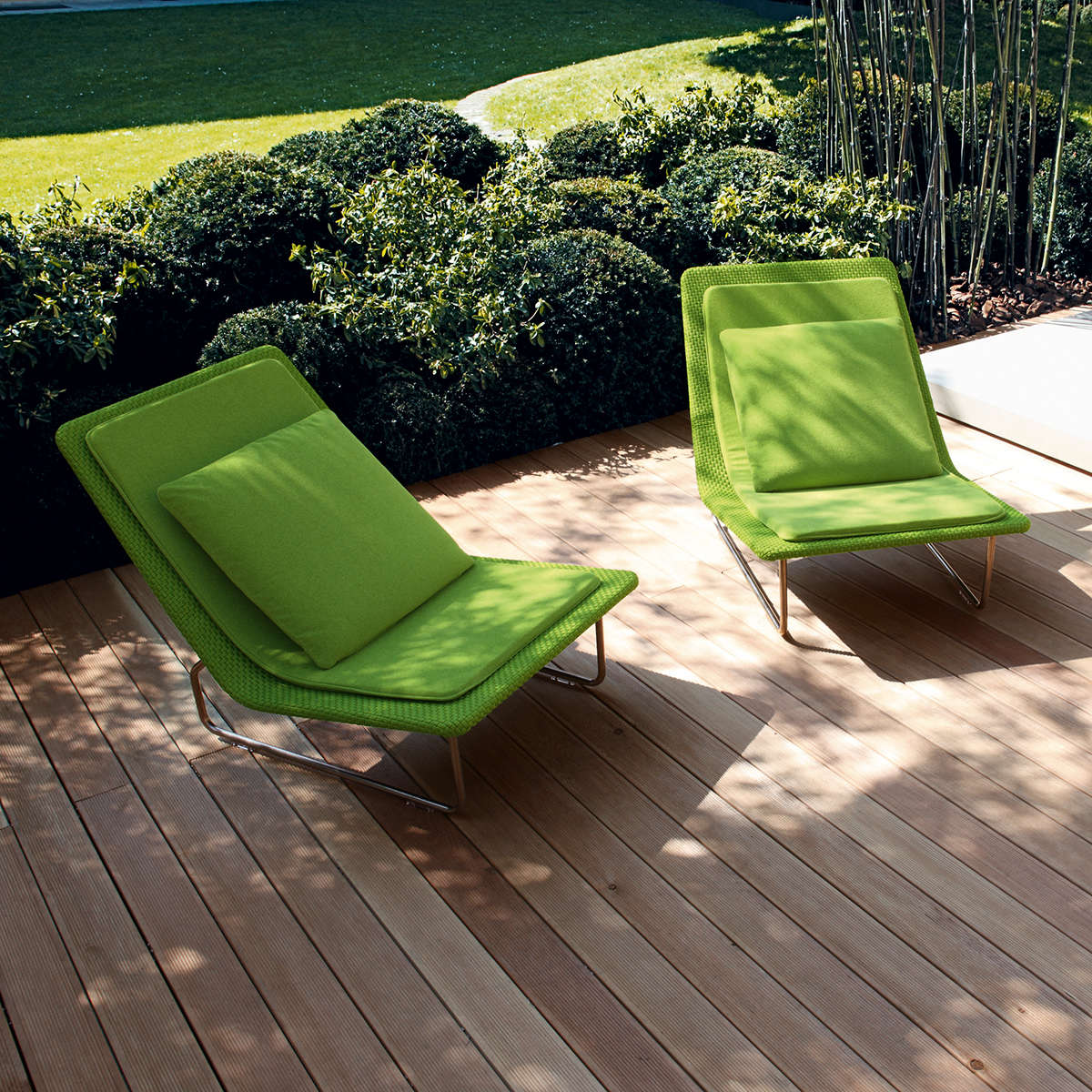 Paola Lenti Sand Lounge Chair 1