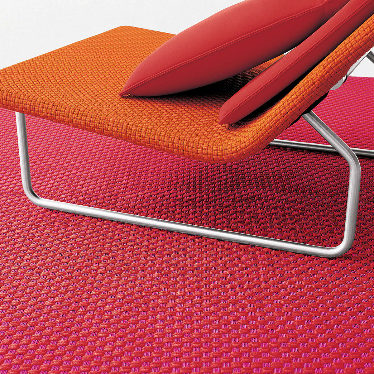 Paola Lenti Sand Lounge Chair Detail