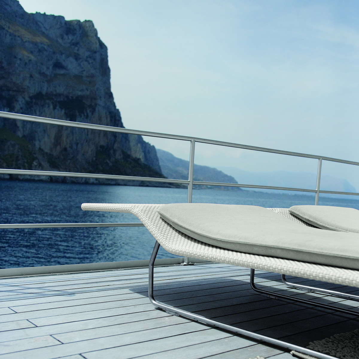 Paola Lenti Surf Lounger 1