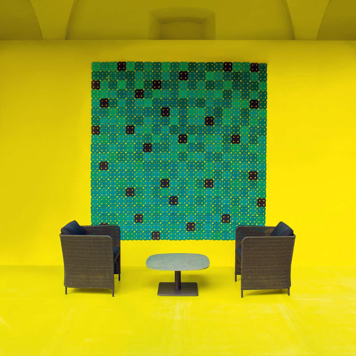 Paola Lenti Teatime Arm Chairs Hr 1