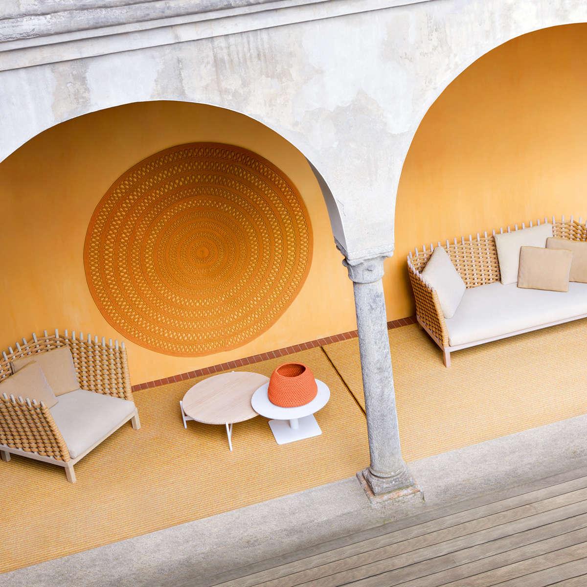 Paola Lenti Wabi Lounge 5