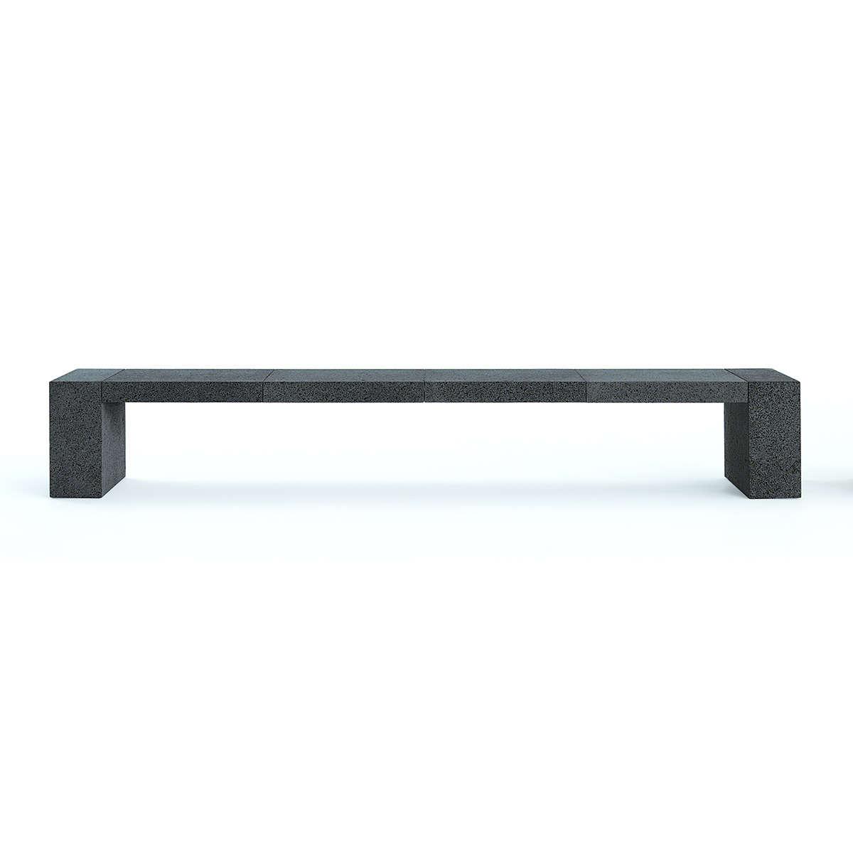 RW A14 Solid Stone Low Bench