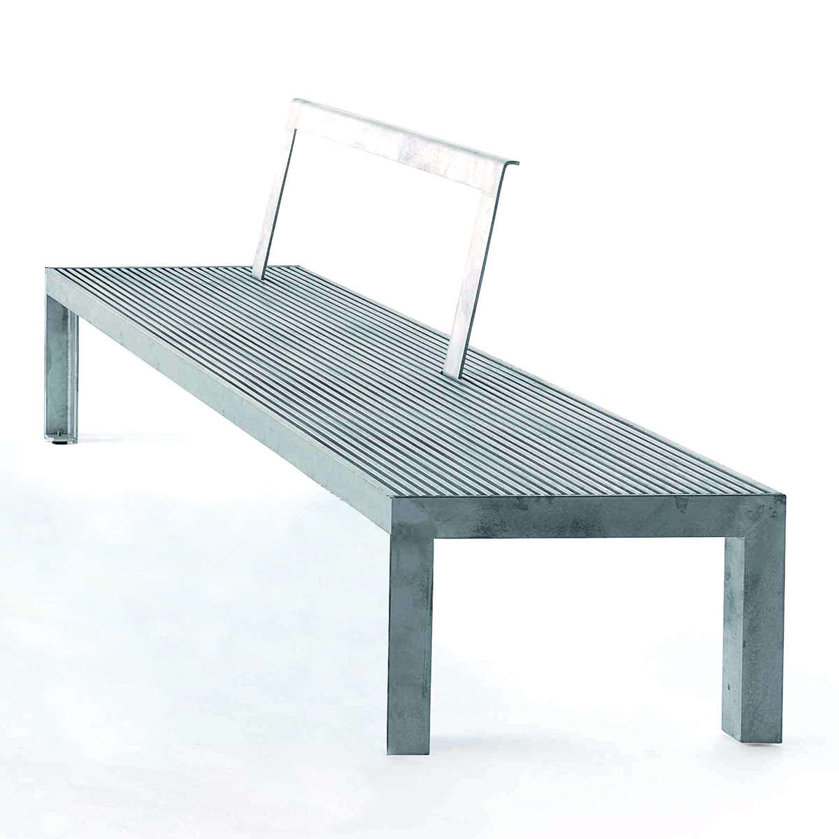RW A16 All Galvanised Low Bench