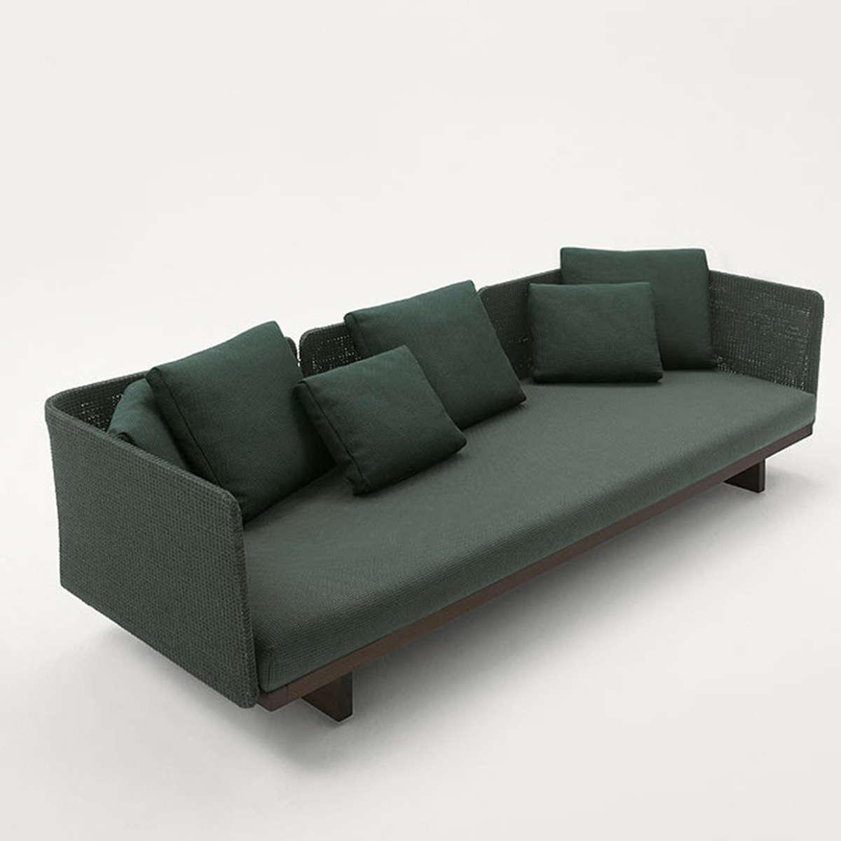 Sabi Sofa Studio Green