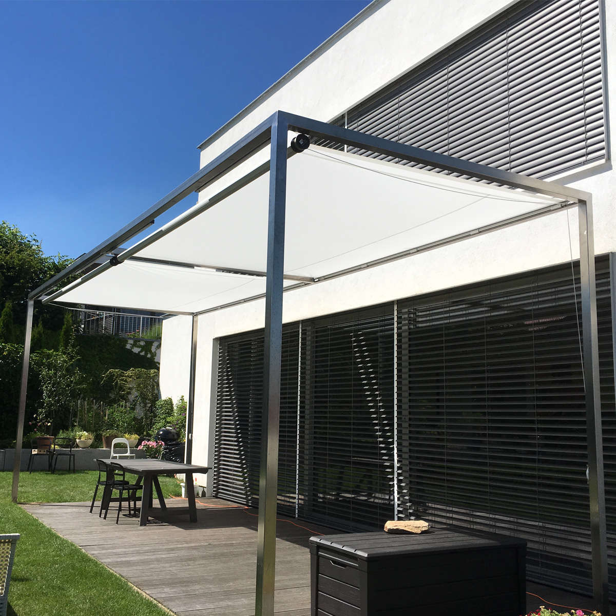 The Modern Garden Company Canopies And Pavilions