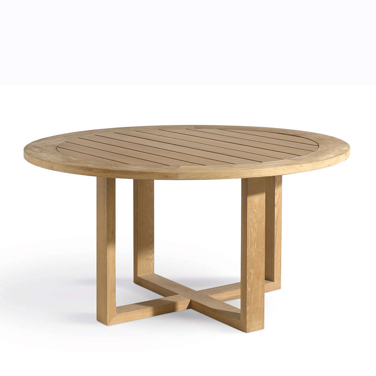 Sienta Teak Round Table