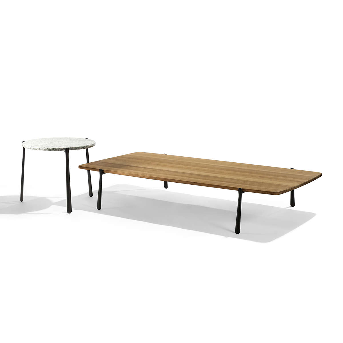 Branch Low Table Rectangular