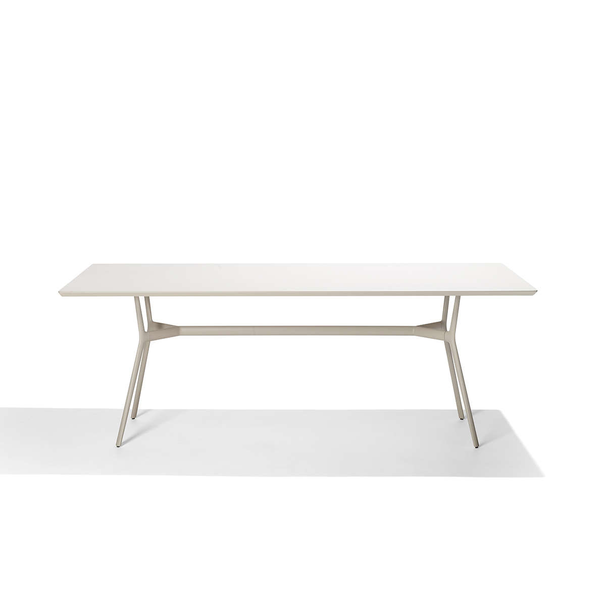 Tribu Branch Dining Table Teak Cut Out 2