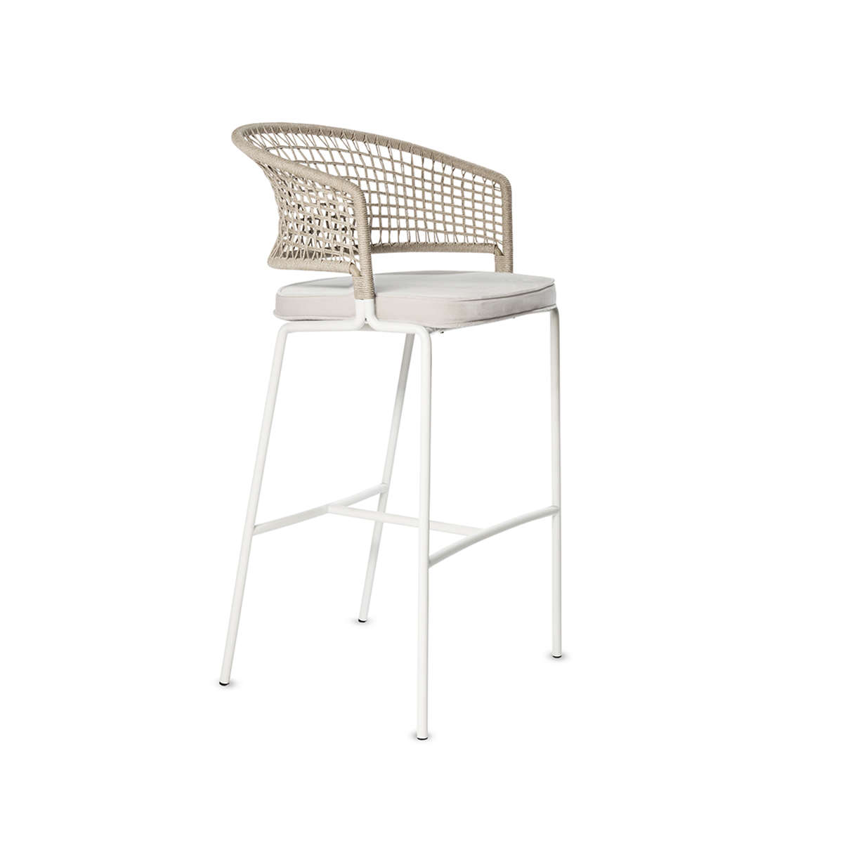 Tribu Ctr Barchair White Cut Out 1